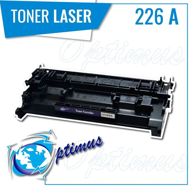 Foto de Toner Optimus remanufacturado para HP226A